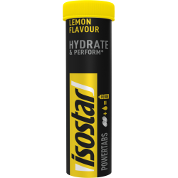 Isostar Hydrate & Perform Powertabs Lemon