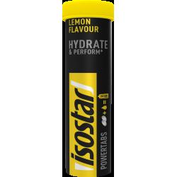 Isostar Hydrate & Perform Powertabs Lemon