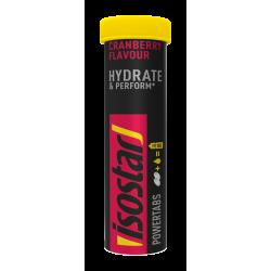 Isostar Hydrate & Perform Powertabs Cranberry